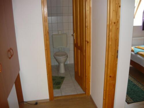 Dália szoba - WC