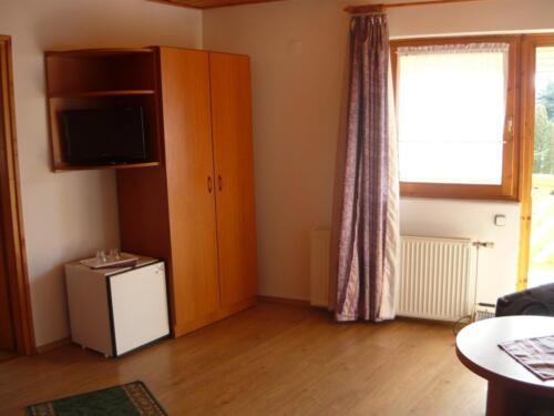 Labdarózsa családi szoba - nappali