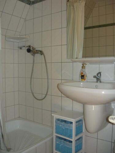 Tavirózsa szoba - fürdő