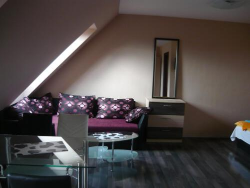 Tulipán apartman - bútorok